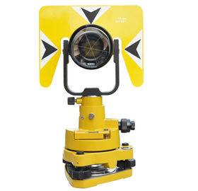 Total station accessories Total station prism set dengan tribrach dan kotak plastik
