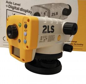 Cina Topcon 2LS Orion Model Baru + Level Digital AT-100D / AT-124D Warna Kuning pabrik